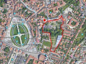Piantina Orto Botanico di Padova
